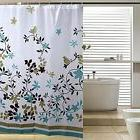 USA Waterproof Polyester Fabric Bathroom Shower Curtain Hook