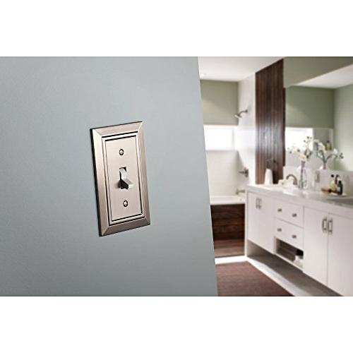 Franklin W35220-SN-C Architecture Double Wall Plate/Switch Nickel