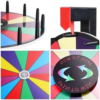 WinSpin Prize Wheel Fortune Game Tradeshow