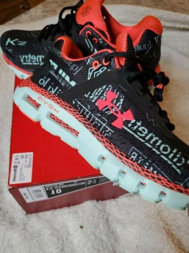 Under Armour Size 10 Shoes HOVR 2 Running Day
