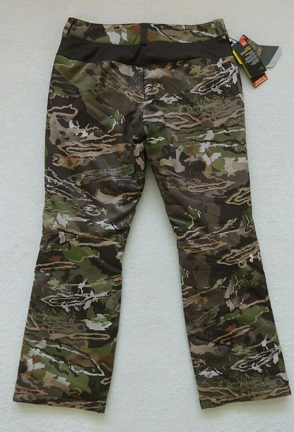 Under Armour Hunting Pants 10 Forest Camo Gear