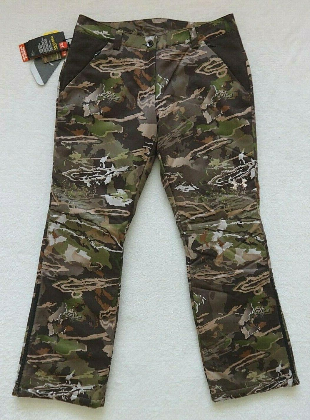 Under Womens Hunting Pants Forest $240 Gear