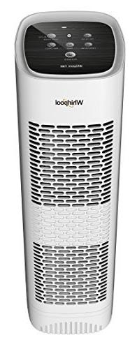 Whirlpool Whispure WPT80P True HEPA Air Purifier, Activated