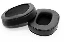 YunYiYi Leather Replacement Foam Ear Pads Pillow Earpads Cus