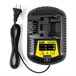 FLAGPOWER Replacement Li-Ion Battery Charger 12V MAX and 20V