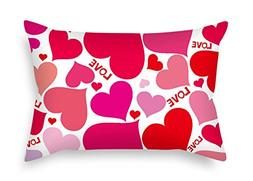Love Pillowcover 20 X 30 Inches / 50 By 75 Cm For Birthday B