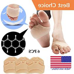 Metatarsal Pads, Ball of Foot Cushion  *New Material* Forefo