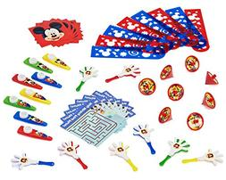 American Greetings Mickey Mouse Clubhouse Party Favor Pack,