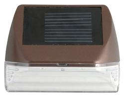 Moonrays Mini Rectangle Solar Deck Light