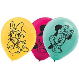 American Greetings Minnie Mouse Bowtique Baloons Party Suppl