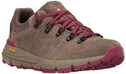 "Danner Women's Mountain 600 Low 3"" Hiking Boot, Gray/Plum, 1"