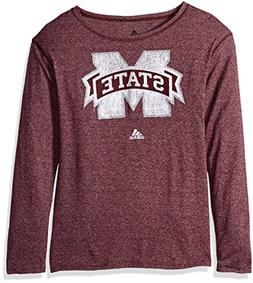 adidas NCAA Mississippi State Bulldogs Womens Her Full Color