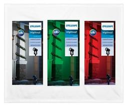 NEW Philips Indoor/Outdoor Spotlight Projects Up To 20 Feet~