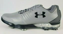 NEW UNDER ARMOUR Size 8.5 Mens Match Play Waterproof Golf Sh