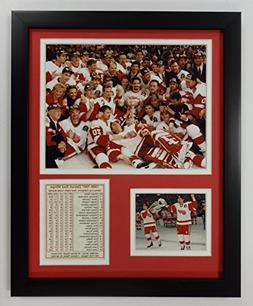 Legends Never Die NHL Detroit Red Wings 1997 Stanley Cup Cha