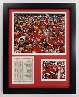 Legends Never Die NHL Detroit Red Wings 1998 Stanley Cup Cha