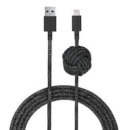 Native Union NIGHT Cable - 10ft Ultra-Strong Reinforced  iPh