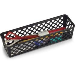 Officemate OIC Achieva Long Supply Basket, Pack of 3, Recycl
