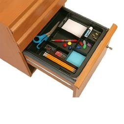 Officemate OIC Recycled Expandable Drawer Tray, 10 5/8 - 13