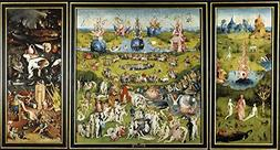 Oil Painting 'Bosch Hieronymus The Garden Of Earthly Delight