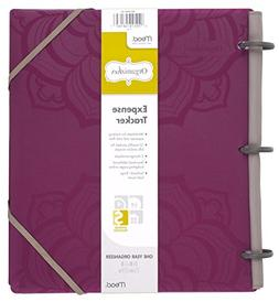 Mead Organizher Expense Tracker, Budget Planner, Bill Organi