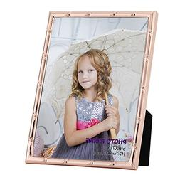 5x7 Picture Frames Made of Metal  and High Definition Glass