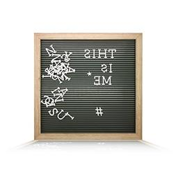 Plastic Letter Board  with 1 inch Letters - 188 Characters I