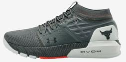 Project Rock 2 Mens Training Shoes Grey UA HOVR Under Armour
