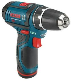 Bosch PS31-2A 12-Volt Max Cordless 3/8-inch Drill/Driver Kit