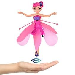 Strivy RC Toy Flying Fairy RC infrared Induction Helicopter