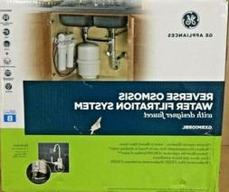 reverse osmosis filtration system gxrm10rbl