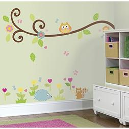 RoomMates RMK1861SCS Wall Decal, Multi