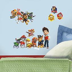 RoomMates Paw Patrol Peel and Stick Wall Decals, ,