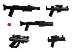Roll over image to zoom in Little Arms : 5-piece weapon set