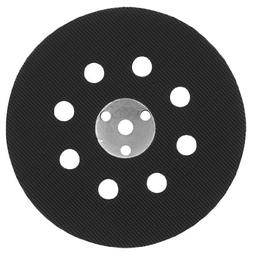 Bosch RS032 8-hole Hook & Loop Hard Backing Pad, NEW