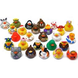 Set of 26 ~ ABC's Rubber Duckies