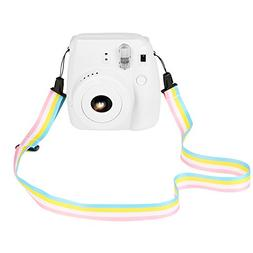 SAIKA Rainbow Camera Neck Shoulder Strap Belt for Fujifilm I