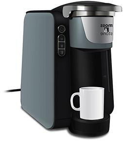Moss and Stone Single Serve Programmable Coffee Maker for 6,