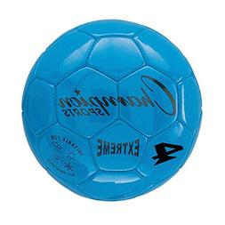 FLAGHOUSE Colored Soccer Ball - #4 - BLUE