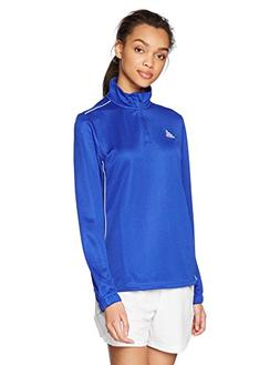 adidas Women's Soccer Core Training Top, Bold Blue/White, XX