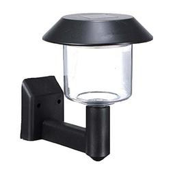 Solar Outdoor LED Light Fixture, Wireless Security Waterproo