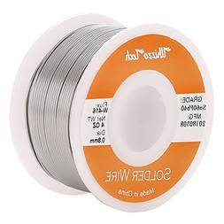 Whizzotech Solder Wire 60/40 Tin/Lead Sn60Pb40 with Flux Ros