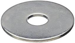 "Stainless Steel Fender Washers 1/4"" x 1"""
