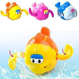 6 pcs Swimming Turtle Summer Toys for Kids Pool Bath Fun Tim
