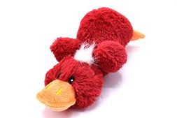 "think! dog 12"" Red Market Duck"