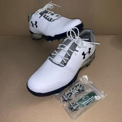 Under Armour UA Match Play E Golf Shoes 3020803-100 Waterpro