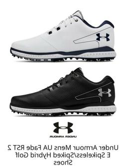 Under Armour UA Men's Fade RST 2 Golf Shoes  3021527-100 *BR