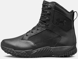 "Under Armour UA Men's Stellar Waterproof 8"" Tactical Boots F"