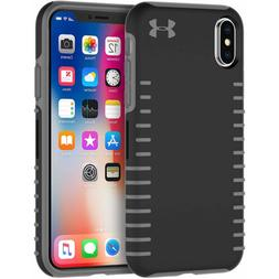 Under Armour UA Protect Grip Black / Graphite Case for iPhon