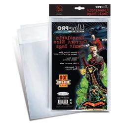 UltraPro Resealable Current Size Comic Bags